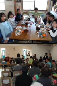 2015年クリスマス祝会(1)
