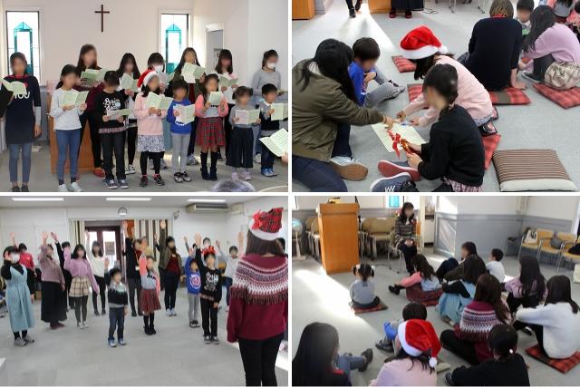 子どもの教会クリスマス(1)